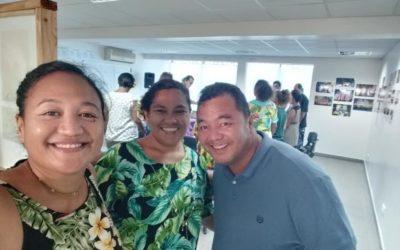 Les débuts de Speak Tahiti