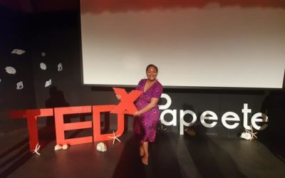 Speak Tahiti invité au TEDX