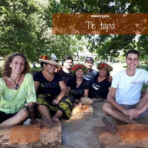 immersion à Tahiti au musée des îles