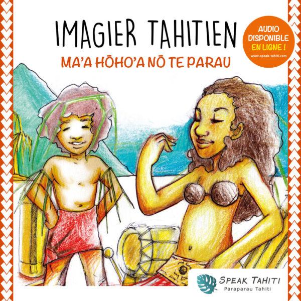 Couverture du livre Imagier Tahitien